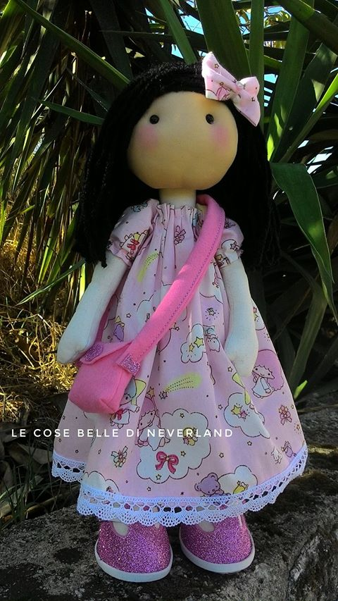New doll in Neverland